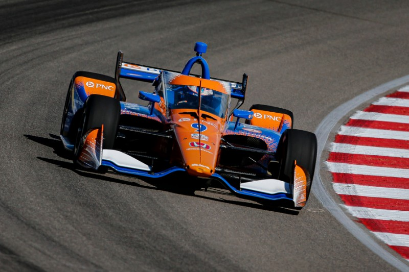 IndyCar St. Louis 1: Dixon hält Sato knapp auf Distanz, feiert 50. Sieg