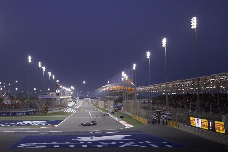 "Simulation: Pole-Runde auf Bahrain-""Oval"" in 53,9 Sekunden!"