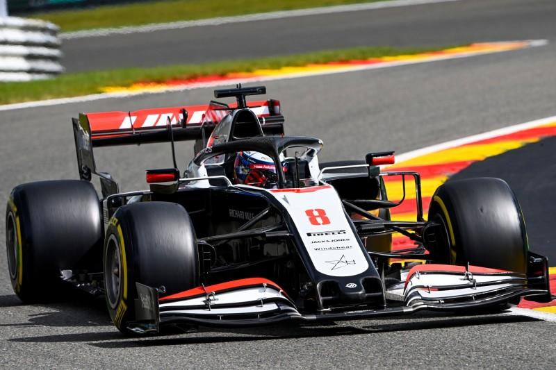 Haas: So kann man das Q1-Aus in Spa auch positiv betrachten