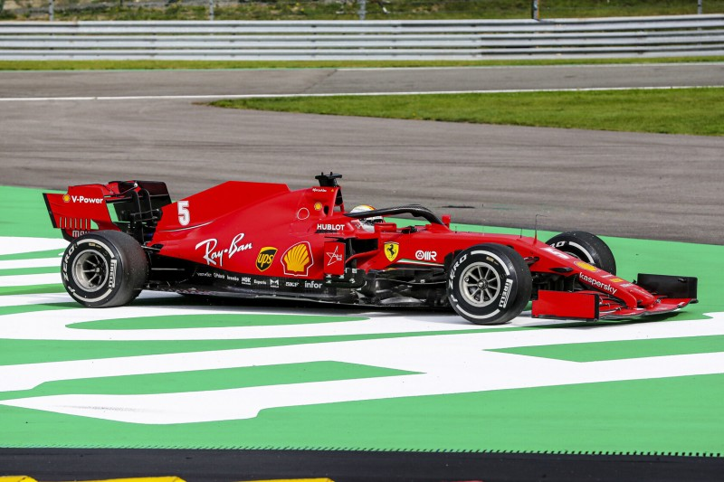 """Ernüchterung bei Ferrari: """"Dieses Ergebnis haben wir verdient ..."""""""
