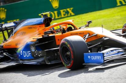 Norris in Spa auf P7: Hätte das Rennen nur eine Runde länger gedauert ...