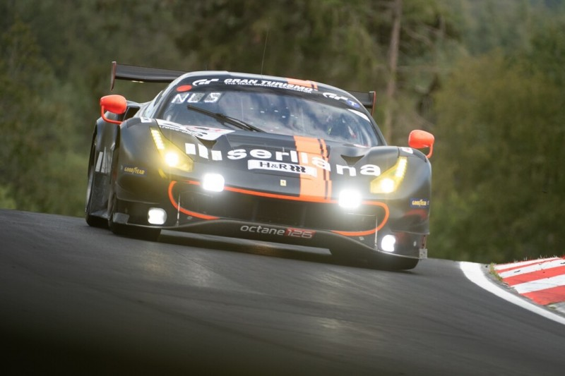 octane126-Ferrari: Warum so früh zum letzten Stopp?
