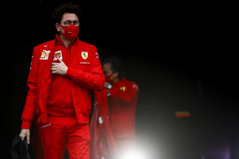 """Mattia Binotto: Keine Krise bei Ferrari, aber """"mitten in einem Sturm"""""""