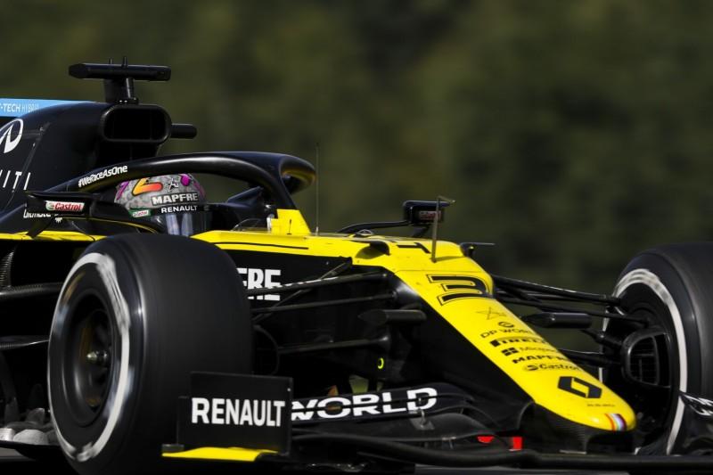 """Ricciardo wittert Chance: """"Erstes Podium wird von Tattoo überschattet!"""""""