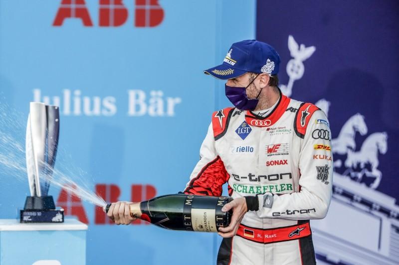 Lucas di Grassi: Rene Rast verdient ein ganzes Jahr in der Formel E