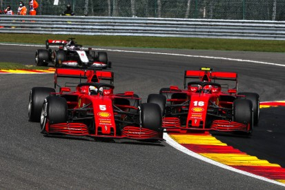 Warum steigt Ferrari nicht einfach auf das 2019er-Auto um?