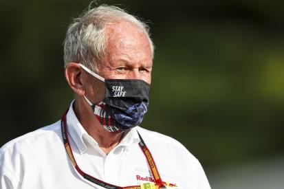 """Helmut Marko bedauert: """"Zu sehr auf Wettervorhersage verlassen"""""""