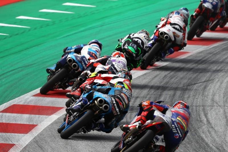 """Wie Crutchlow die Moto3 bestrafen würde: """"1.000 Euro pro Vergehen"""""""
