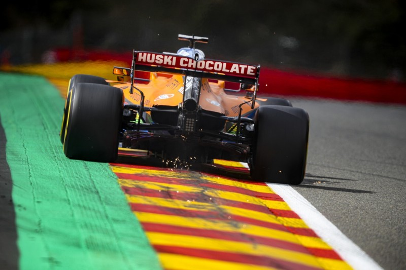 Nach Sainz-Defekt kurz vor dem Start: McLaren wartet auf Renault-Analyse