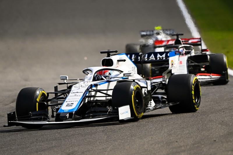 """Auto """"fast unfahrbar"""": Warum Williams im Rennen meistens chancenlos ist"""