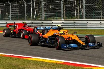 """""""Auf jeden Fall konkurrenzfähiger"""": McLaren besser als 2019, aber ..."""