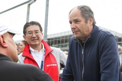 Bergers Zukunftsidee: Wollte DTM mit GT3-Autos mischen