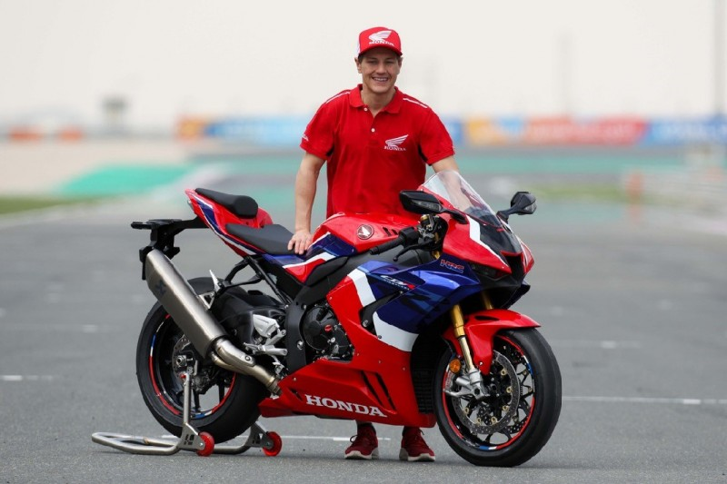 Wegen Corona: Aegerters Tests für Hondas Superbike-Team wurden abgesagt