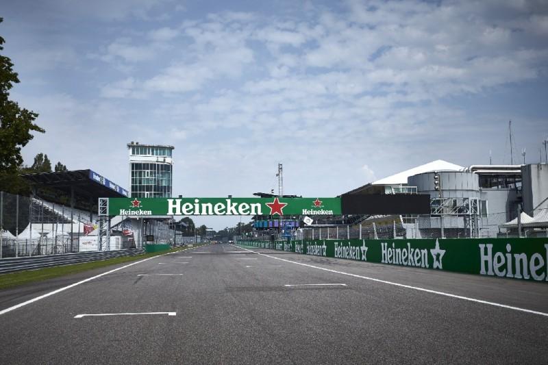 LIVE: Die Formel 1 in Monza verfolgen!