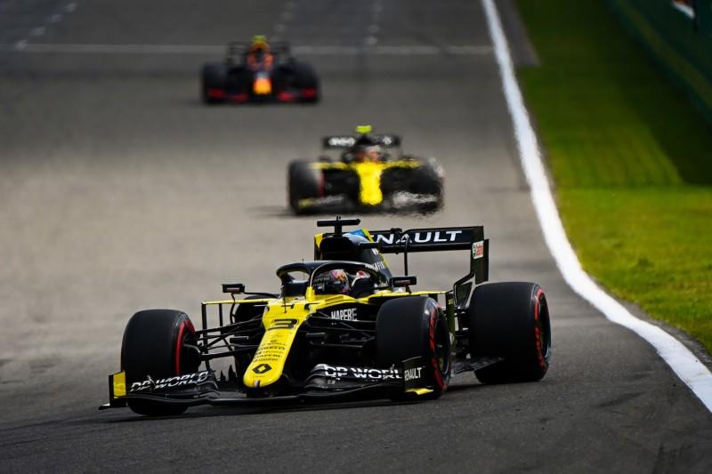 Renault kurios: Weniger Abtrieb gleich besseres Handling