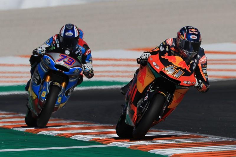 Brad Binder glaubt: Schwieriges Moto2-Jahr war perfekte MotoGP-Vorbereitung
