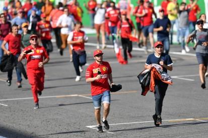 Erste F1-Zuschauer in Monza: 250 Ärzte und Krankenschwestern auf Tribünen