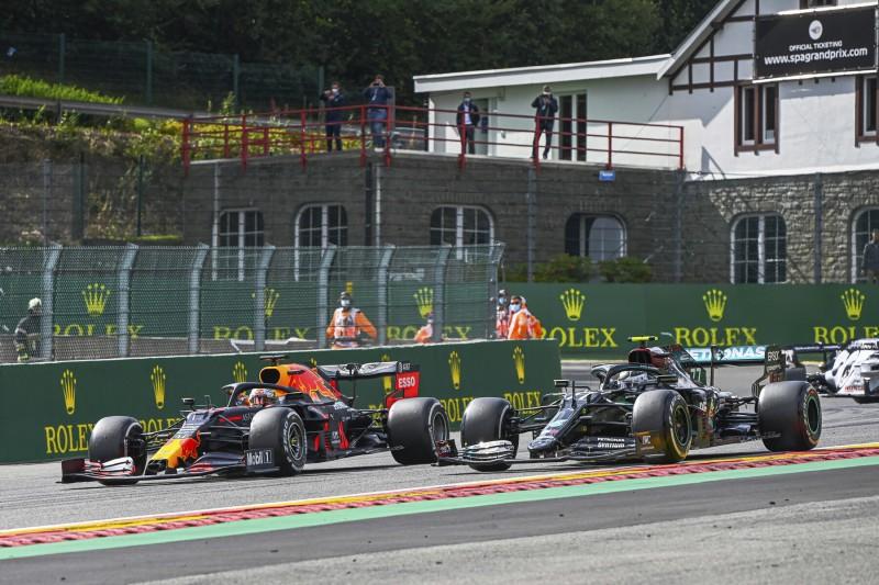 """Vor Monza: Was sich Red Bull vom Verbot des """"Party-Modus"""" erhofft"""