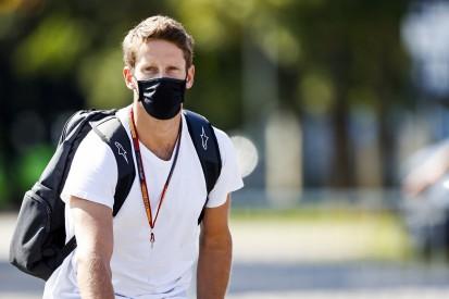 Trotz null Punkten: Romain Grosjean zufrieden mit Leistung 2020