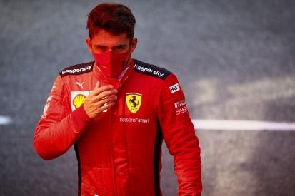 Charles Leclerc: Bin bereit, Ende der Ferrari-Krise abzuwarten