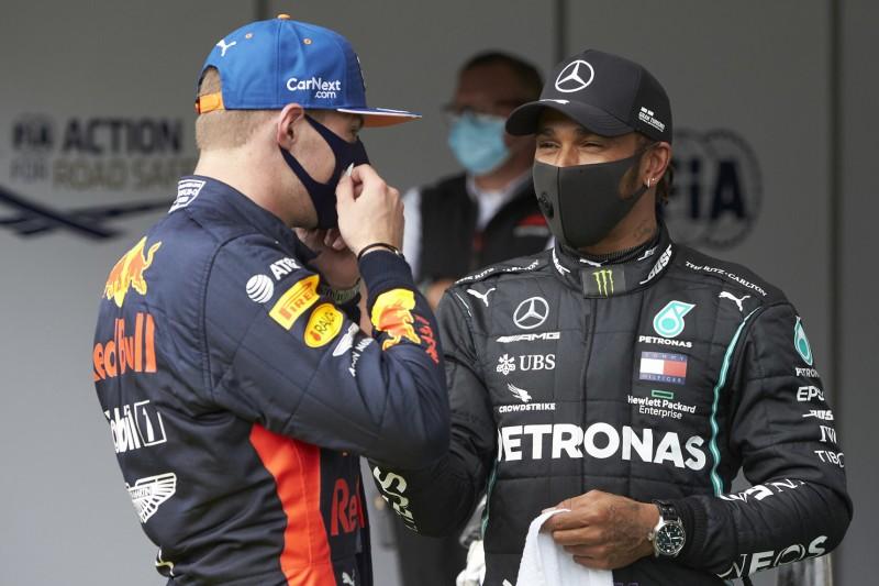 Max Verstappen: Was soll Mercedes auch sonst sagen?