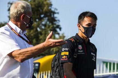 Alexander Albon: Höre nicht auf das, was Lewis Hamilton sagt