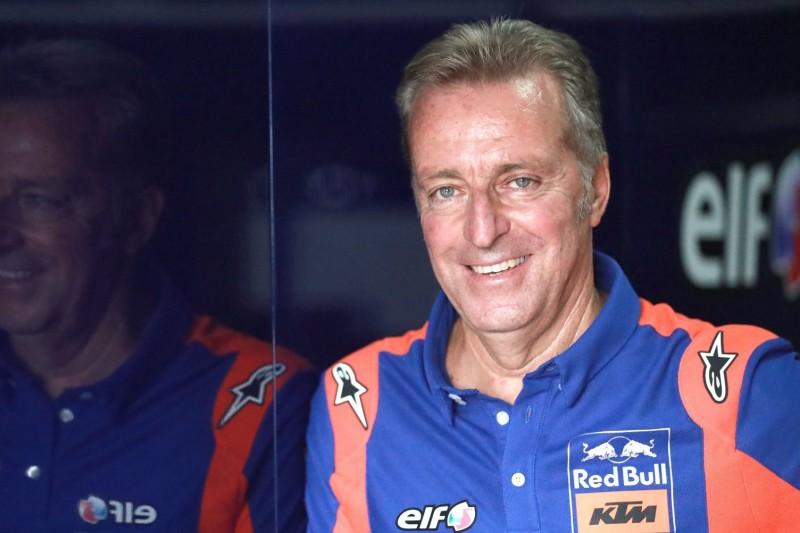 Herve Poncharal: Musste beim Wechsel zu KTM viel Überzeugungsarbeit leisten