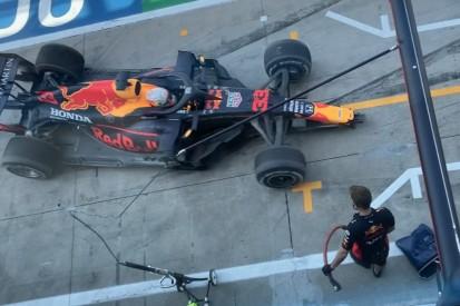 F1 Monza 2020: Crash von Verstappen, Vettel nur auf P19