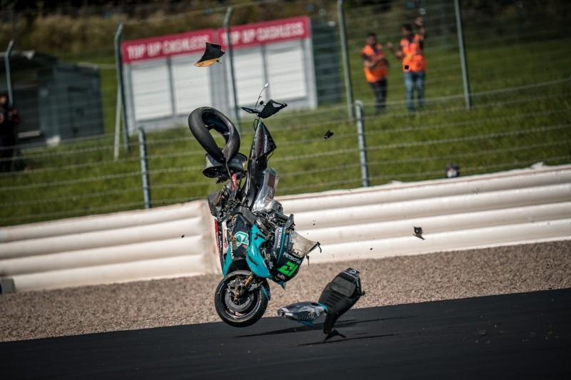 MotoGP-Crash in Spielberg: Sollten weniger Replays gezeigt werden?