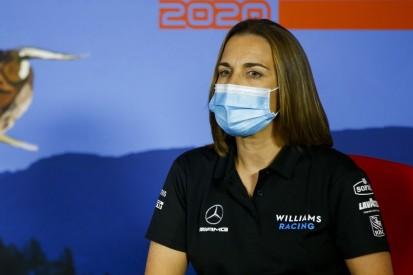 Claire Williams: Es war Doriltons Wunsch, dass ich Teamchefin bleibe