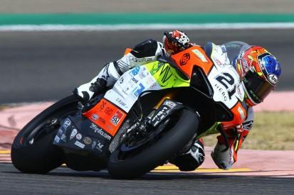 WSBK Aragon 2 FT2: Rinaldi erneut vorn, beide Werks-Hondas in den Top 6