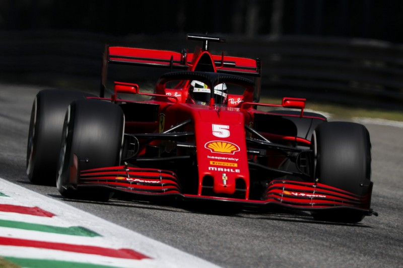 F1 Monza 2020: Ricciardo als schnellster Mercedes-Verfolger 14.