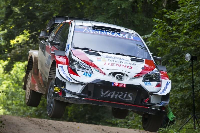 WRC Rallye Estland 2020: Lappi und Ogier zum Auftakt zeitgleich vorne
