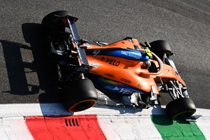 """Trotz P3 für McLaren: Lando Norris spricht vom """"schlechtesten Freitag"""""""