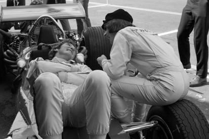 50 Jahre nach Jochen Rindts Tod: Jackie Stewart bricht in Tränen aus