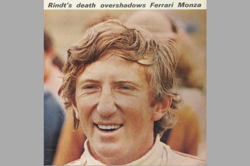 Jochen Rindt: Der James Dean der Formel 1