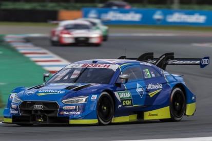 DTM-Rennen Assen 1: Audi-Pilot Frijns feiert bei BMW-Pleite Heimsieg