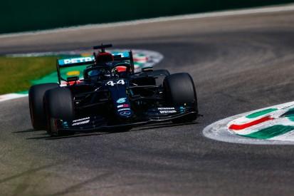 F1-Quali Monza 2020: Hat der Windschatten für Hamilton entschieden?