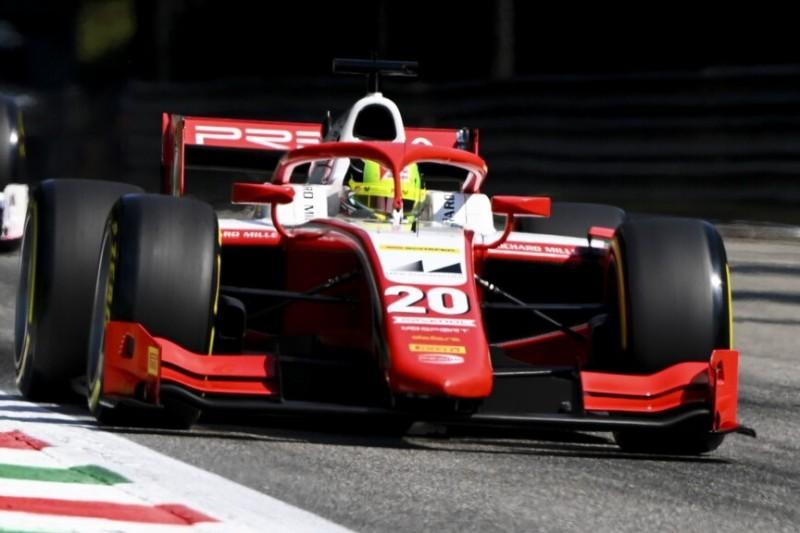 Formel 2 Monza 2020: Erster Saisonsieg für Mick Schumacher