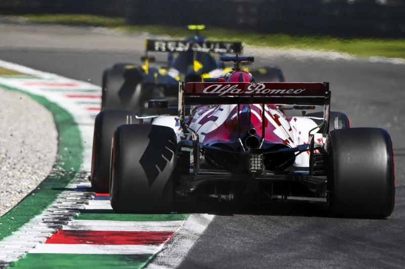 Esteban Ocon: Seine Sicht zum Duell mit Kimi Räikkönen