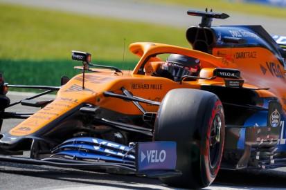 "Carlos Sainz nach P3: ""Habe in Ascari & Parabolica alles riskiert"""