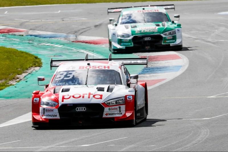 DTM-Qualifying Assen 2: Rast holt Pole, Kubica in Top 10