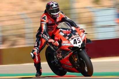 WSBK Aragon 2 Superpole-Rennen: Redding beendet Reas Siegesserie