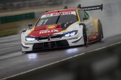 DTM-Rennen Assen 2: Van der Linde siegt nach heftigem Crash