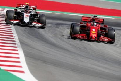 """Steiner über Ferrari: """"Kann nur noch vorwärts gehen"""""""
