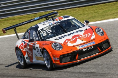 Porsche-Supercup Monza 2020: Larry ten Voorde krönt sich mit Sieg zum Meister