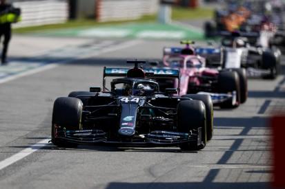 """""""Das ist lächerlich"""": Lewis Hamiltons Monza-Boxenfunk im Wortlaut"""