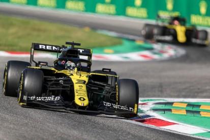 Daniel Ricciardo: Renault in den schnellen Kurven nicht gut genug