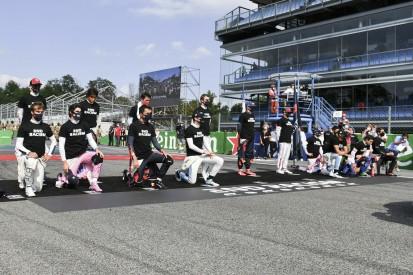 Warum Lewis Hamilton bei der Anti-Rassismus-Aktion in Monza gefehlt hat