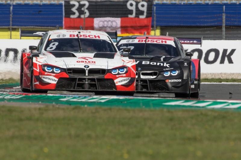 Punkt für Kubica: Nur wegen Boxencrew nicht bester BMW?